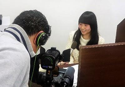新潟総合テレビ(NST) 取材インタビュー