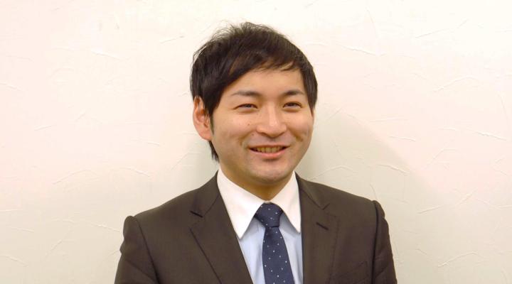新澤校長がサポートします