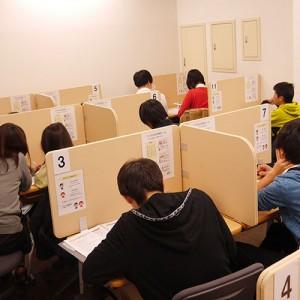 たくさんの生徒が参加してくれた冬期講習