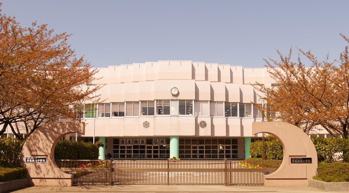 新潟大学教育学部附属新潟中学校