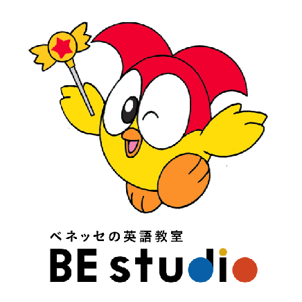 BE studio Pipponロゴ